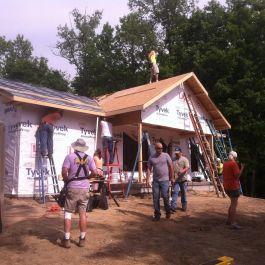 Extreme Build in McCreary County, Kentucky.